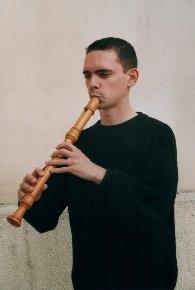 Pascal PREMIER, flûtiste à bec et enseignant